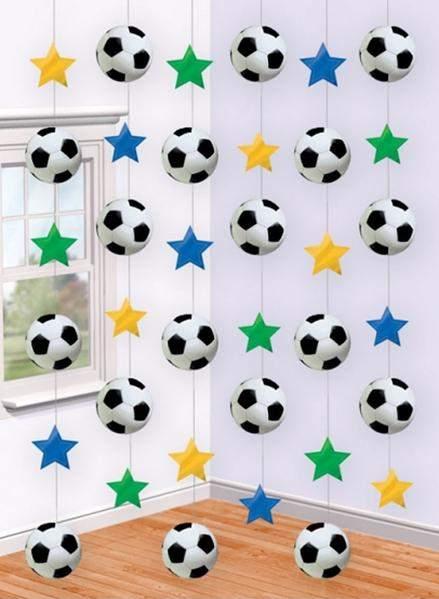 Διακοσμητική κουρτίνα Ποδόσφαιρο