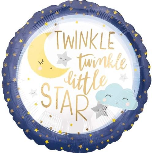 Μπαλόνι Twinkle Little Star 45 εκ
