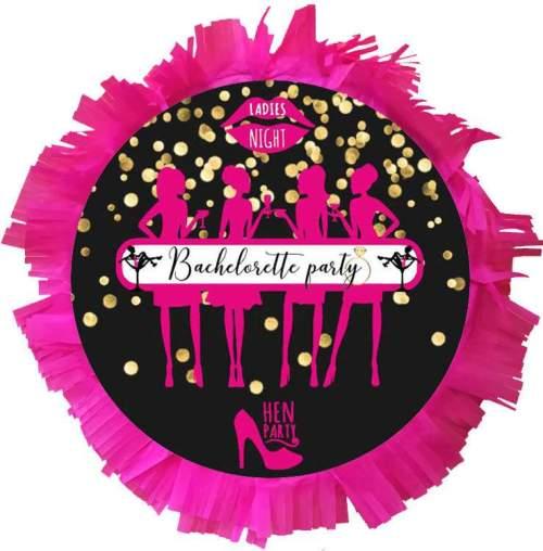 Χειροποίητη μεγάλη Πινιάτα Bachelorette Party