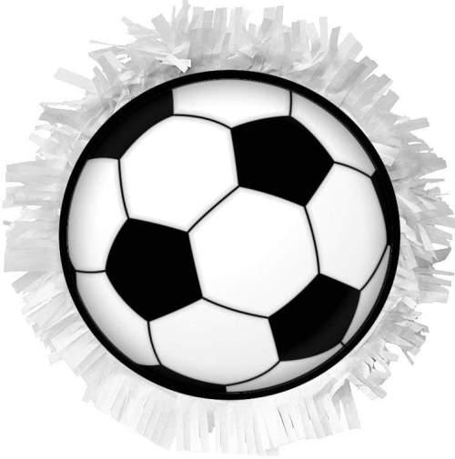 Χειροποίητη μεγάλη Πινιάτα πάρτυ Ποδόσφαιρο