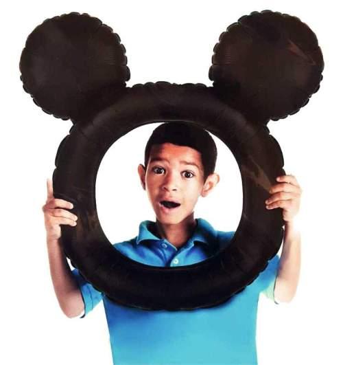Μπαλόνι για selfie Mickey Mouse αυτάκια