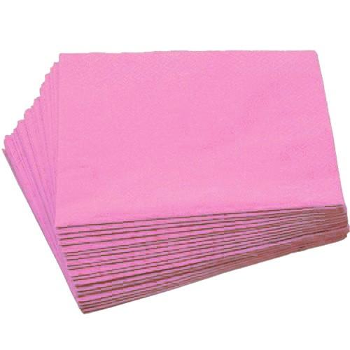 Χαρτοπετσέτες Ροζ (20 τεμ)