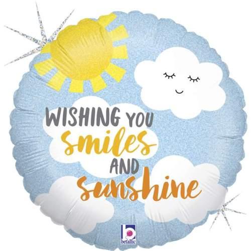 Μπαλόνι Smiles & Sunshine