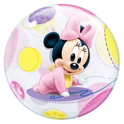 Μπαλόνι Μωρό Minnie Mouse bubble