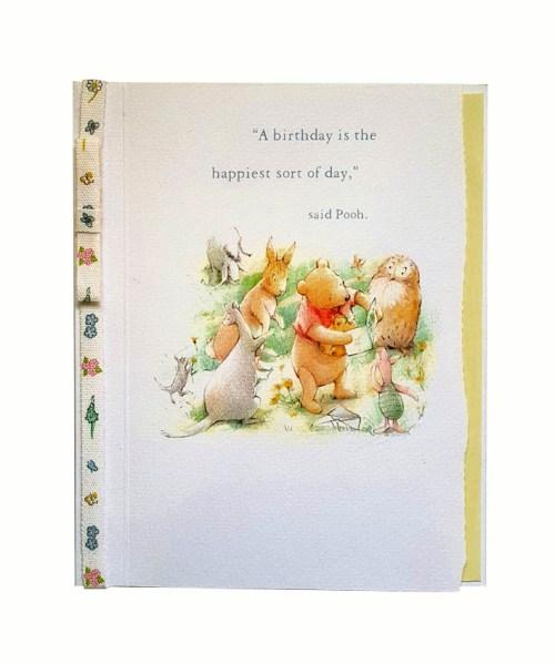 Ευχετήρια Κάρτα Winnie the Pooh (6)
