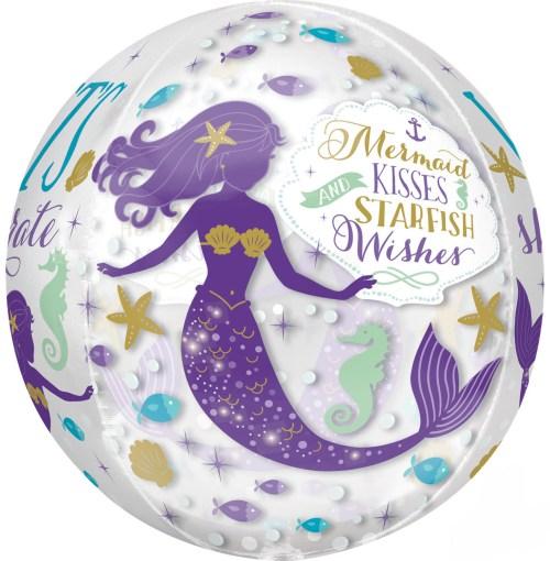 Μπαλόνι Mermaid Wishes ORBZ