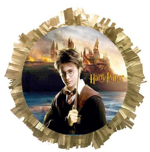 Χειροποίητη μεγάλη Πινιάτα πάρτυ Harry Potter