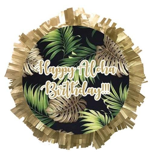 Χειροποίητη Πινιάτα Aloha