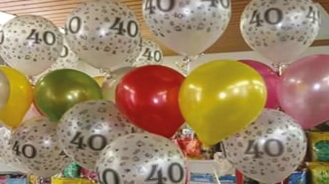Heliumballonnen Thuisbezorgd 2