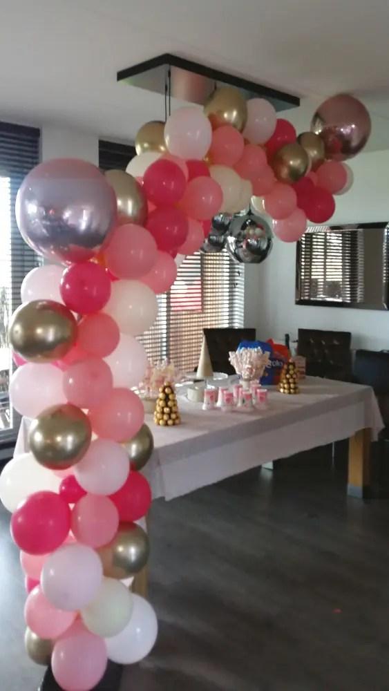 organische ballon versiering - The Balloon Factory