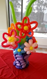 Balloon Flower Bouquet, by Balloonopolis, Columbia, South Carolina