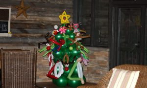 Christmas Balloonopolis Giving Tree, by Balloonopolis, Columbia, SC - Gallery
