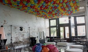 balloon ceiling, by Balloonopolis, Columbia, SC - Gallery