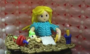 SC State Fair - Balloon Teacher, by Balloonopolis, Columbia, SC - State Fair
