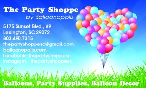 The Party Shoppe by Balloonopolis