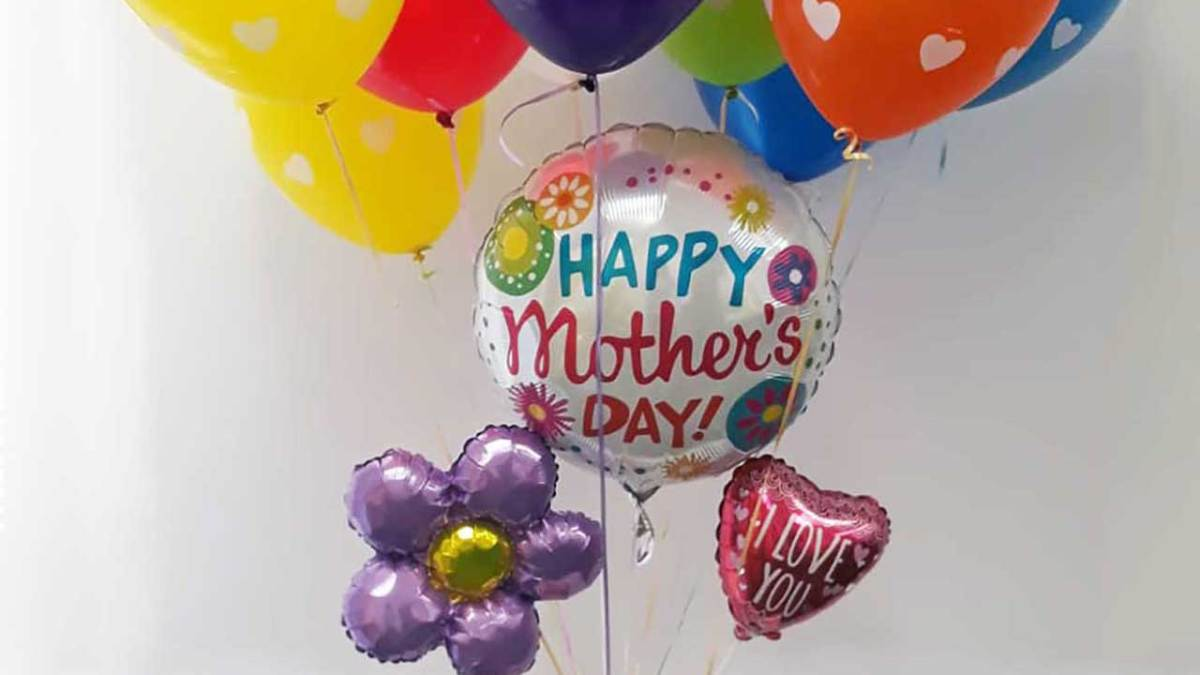 Happy Mother's Day Balloon Bouquet