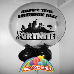 "custom 22"" theme bubble balloon from balloons direct"