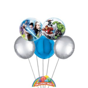 Star Wars Balloon Bouquet
