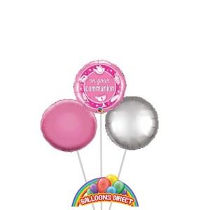 First Communion Girl Balloons