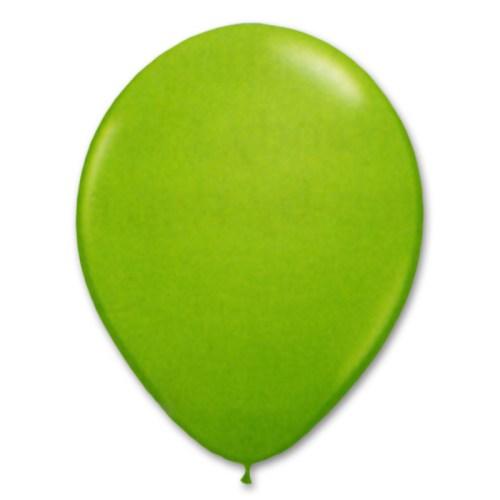 Kiwi Latex Party Balloon 12 inch from Balloon Shop NYC
