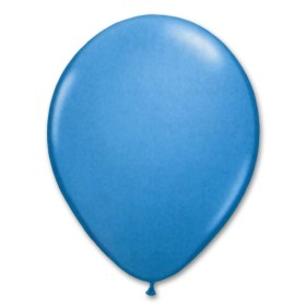 Powder Blue Latex Party Balloon 12 inch from Balloon Shop NYC
