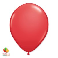 Apple Red Latex Party Balloon 12 Inch Inflated delivery Balloon Shop NYC
