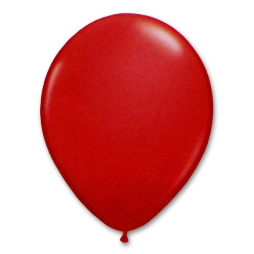 Red Latex Party Balloon 12 inch from Balloon Shop NYC