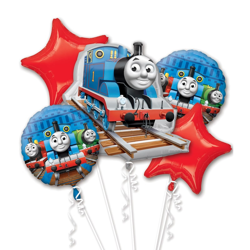 Thomas The Tank Engine Helium Party Balloon