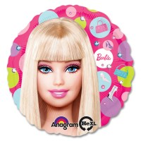 Barbie Mylar Balloon from Balloon Shop NYC
