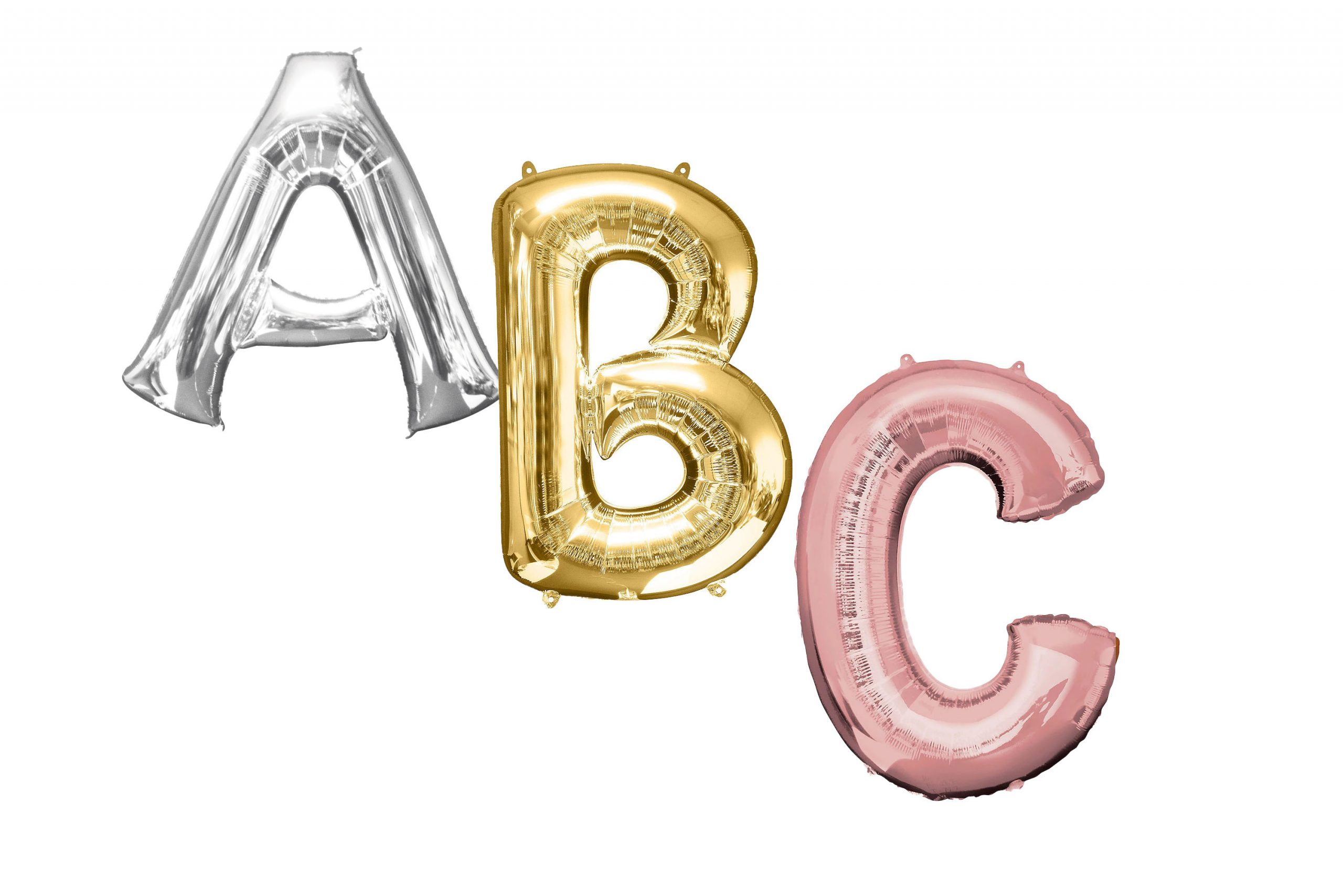 40 Inch Jumbo Helium Foil Mylar Balloons Banner for Baby Shower Party Glossy Gold Letters Baby Premium Quality
