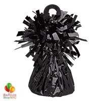 Foil Balloons Weight Small Black for High-quality cheap balloons nyc delivery