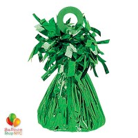 Foil Balloons Weight Small Green Bright Colors for High-quality cheap balloons nyc delivery