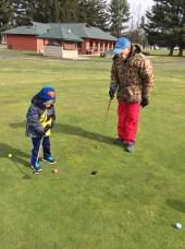 Golf M