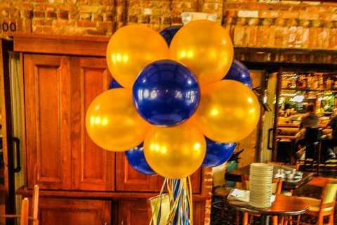 Special Occasion Balloon Bouquet