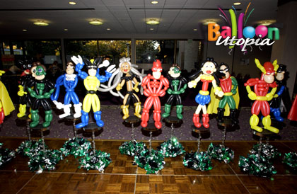 San Diego Theme Decor By Balloon Utopia