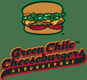 Albuquerque Green Chile Cheeseburgers