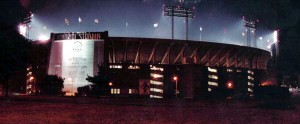 Memorial Stadium  Photo R. Anderson