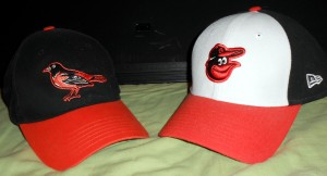 While the logo has changed, thirty three years later the Bird is still the word and the Baltimore Orioles still are the longest tenured team in the Stable of teams I follow. Photo R. Anderson
