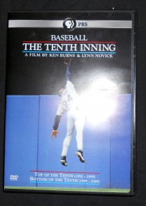 For a pure historical telling of baseball, warts and all, one should not miss the Ken Burns take on the subject. Photo R. Anderson