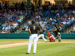 Gary Gaetti is entering his third season as manager of the Sugar Land Skeeters. Photo R. Anderson