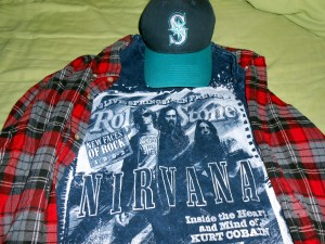 In 1993 the city that brought the world grunge music brought walk up music to Major League Baseball when the Seattle Mariners became the first MLB team to have walk up music throughout their lineup. Photo R. Anderson