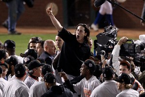 (My favorite player in all of baseball, Tim Lincecum (featured middle), got his first World Series Ring in only his 4th season of playing in the MLB)