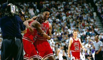 "Michael Jordan ""Flu Game"""