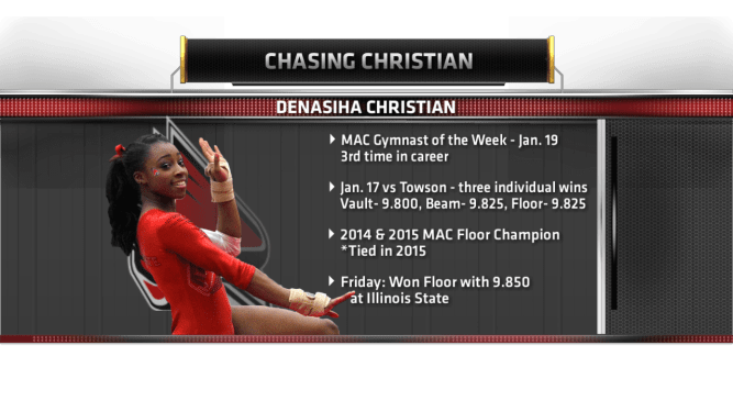 Chasing Christian