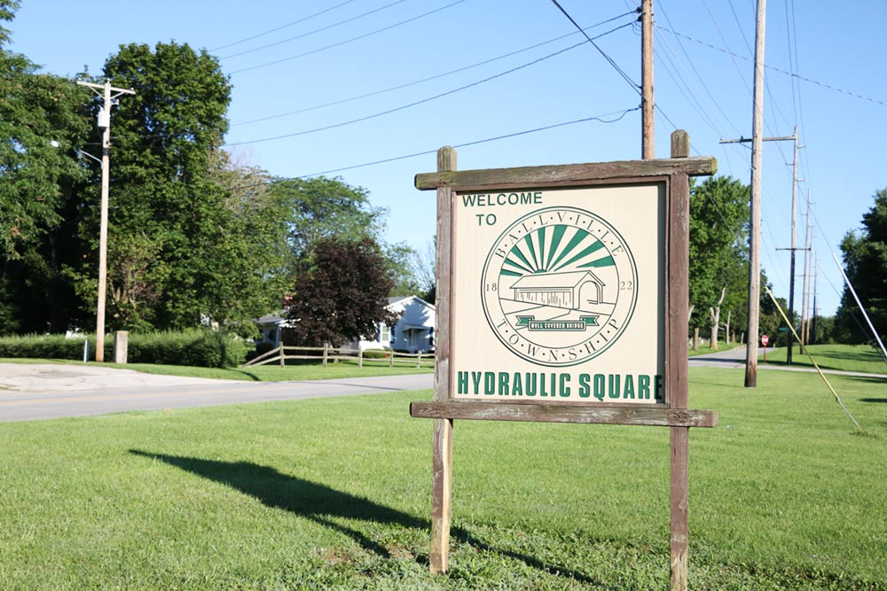Ballville Township Hydraulic Square
