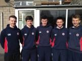 Junior Boys Ulster Finalists