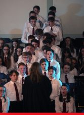 Mandatory Credit - Picture by Freddie Parkinson © Monday 18 December 2017 Ballyclare High School Carol Service