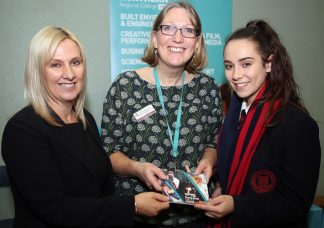 Mandatory Credit - Picture by Freddie Parkinson © Wednesday 24 January 2018 Ballyclare High School Careers Convention for pupils from both Ballyclare High School and Ballyclare Secondary School.