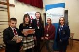 David Clements, Kelly Forsythe (Antrim and Newtownabbey Borough Council), Abi McKeen, Emma McCauley (Antrim and Newtownabbey Borough Council) and Holly Cunningham.