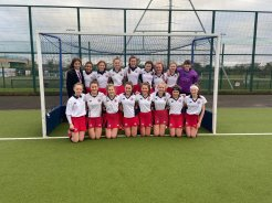 Ballyclare High U14 Hockey Team